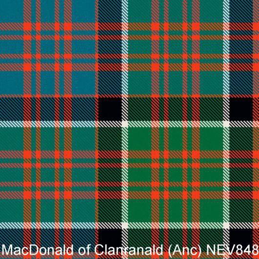 MacDonald Clanranald