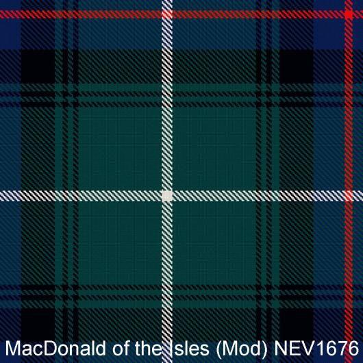 MacDonald of the Isles Hunting