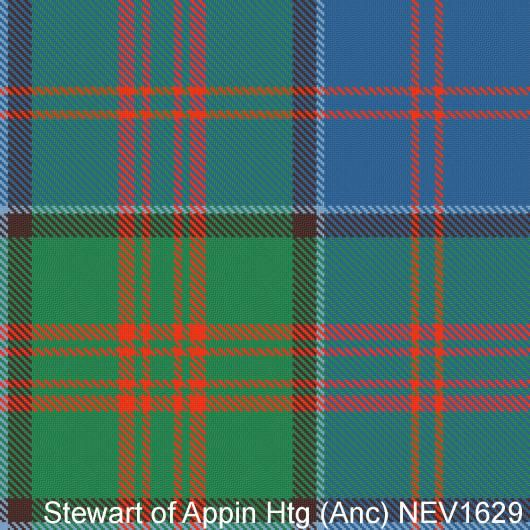 Stewart of Appin Hunting