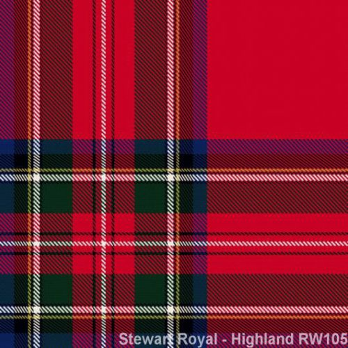 Stewart Royal, Highland